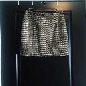 Ann Taylor LOFT Knitted Business Skirt